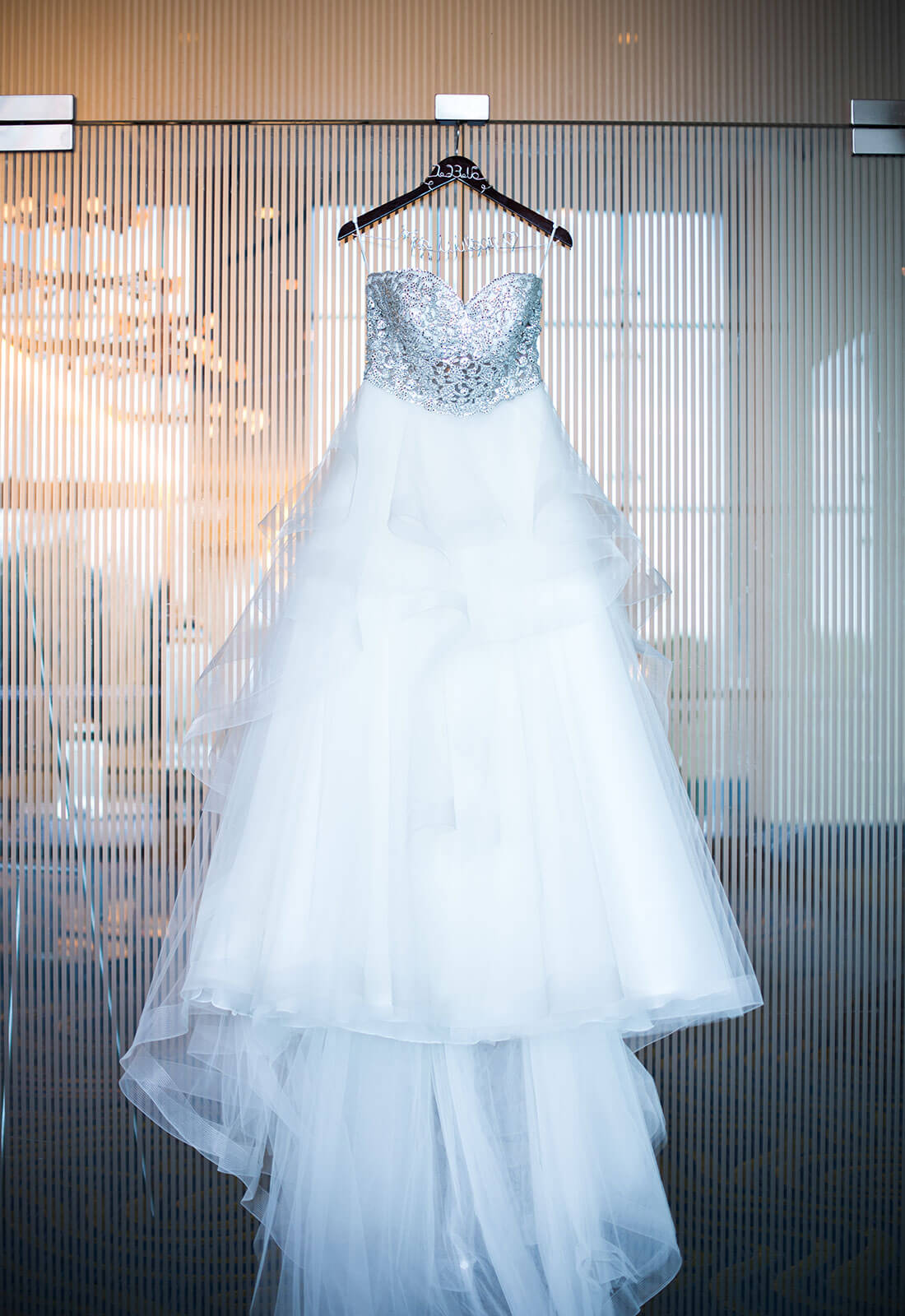 Having Fallen In Love With The Gown Shannon Had To Know What This Blinged Out Beauty Was Going Cost Her Lucky For Dream Wedding Dress