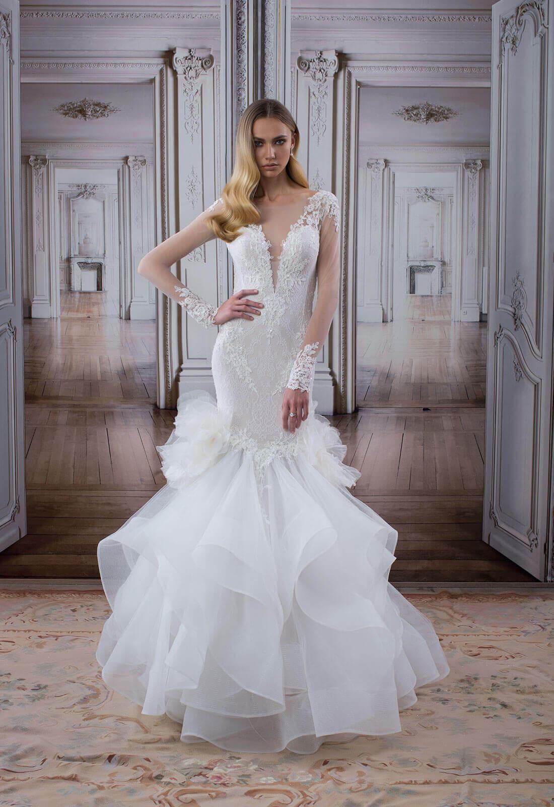 Bride Dress One Level Up Contest