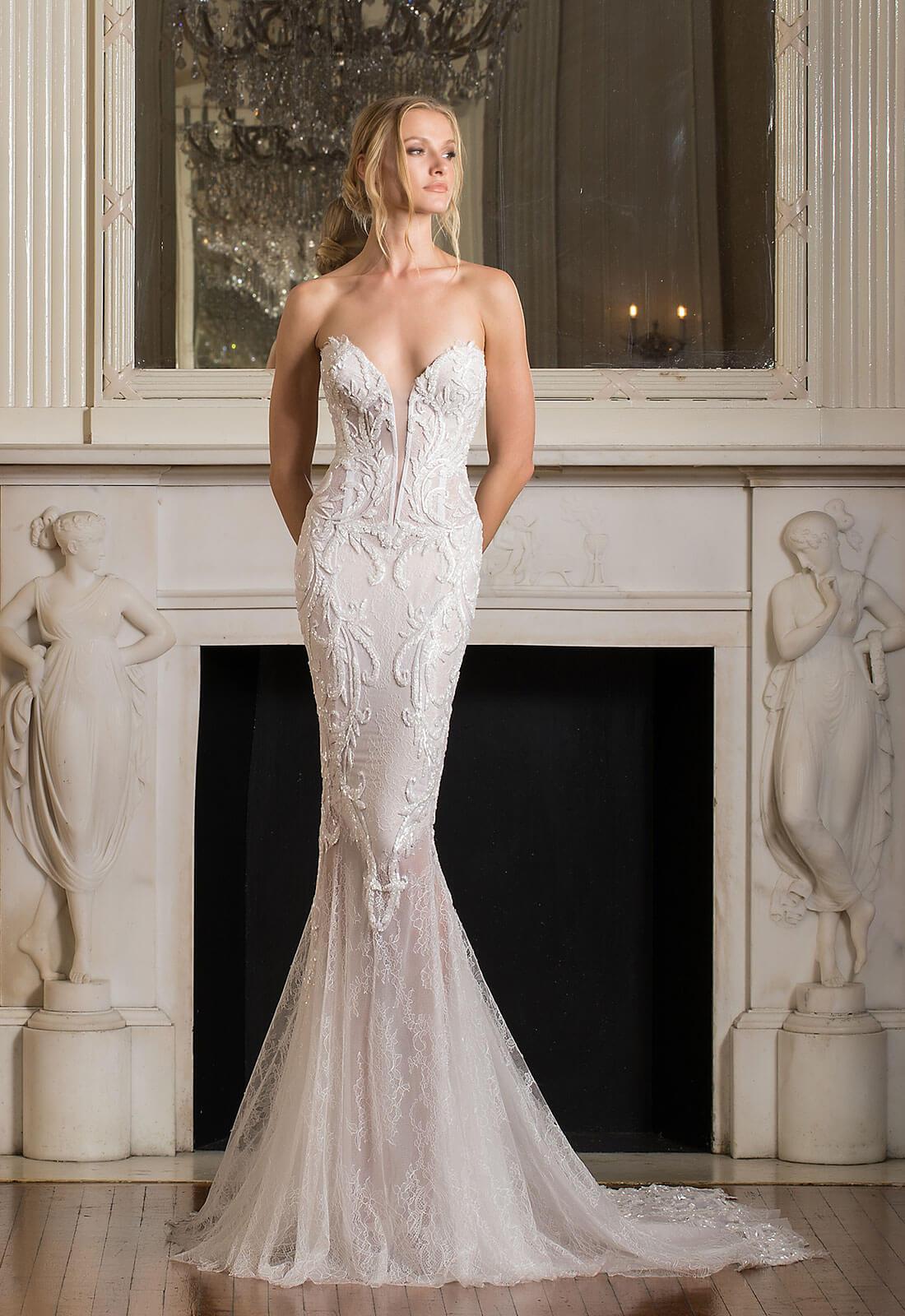 Destination Weddings - Wedding Dresses by Body Shape