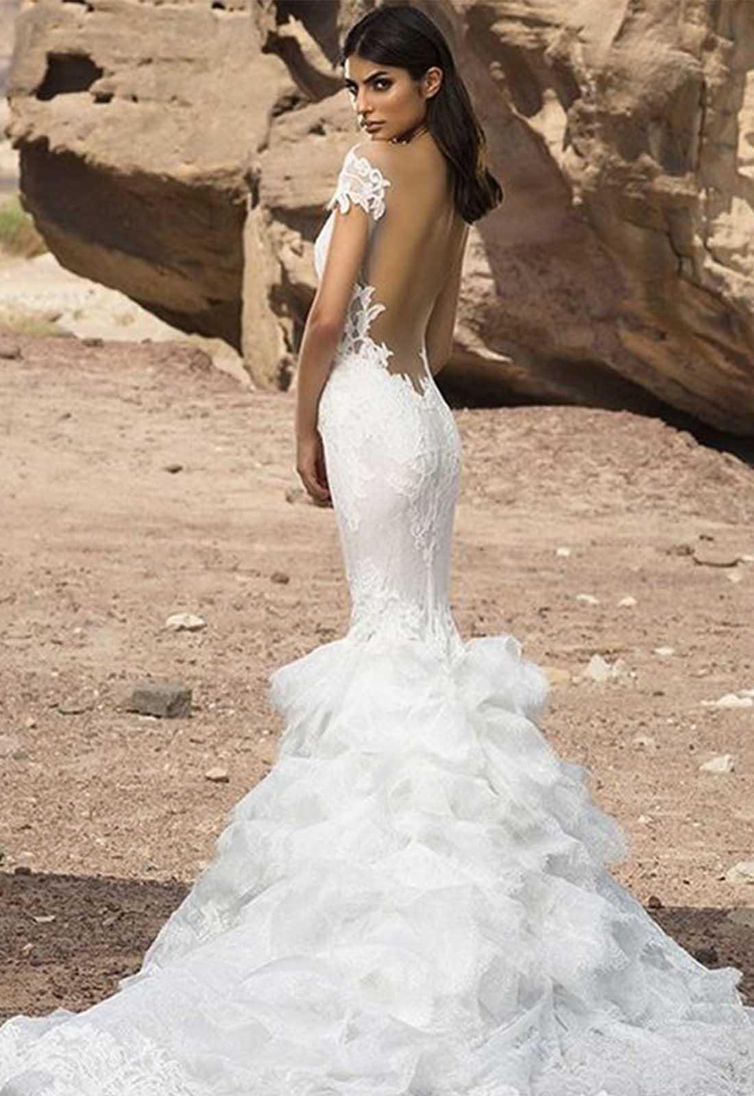 Petite Wedding Dresses.Pnina Tornai