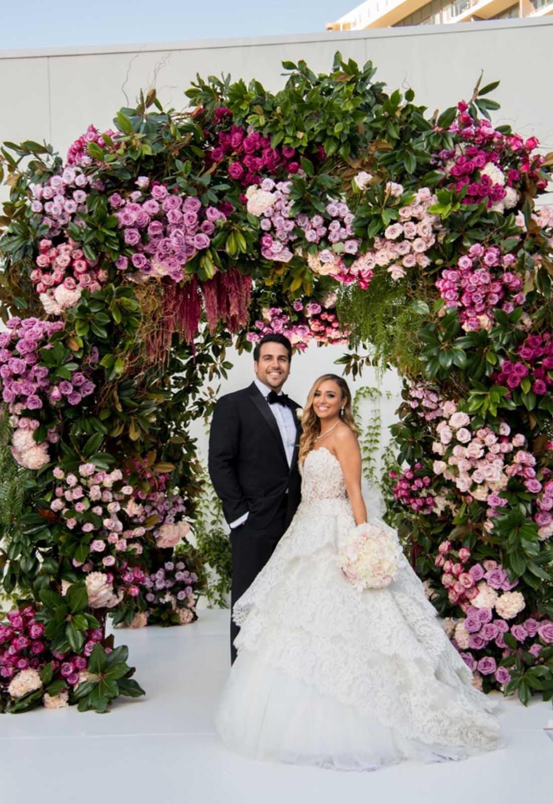 Bouquet Sposa New York.Pnina Tornai