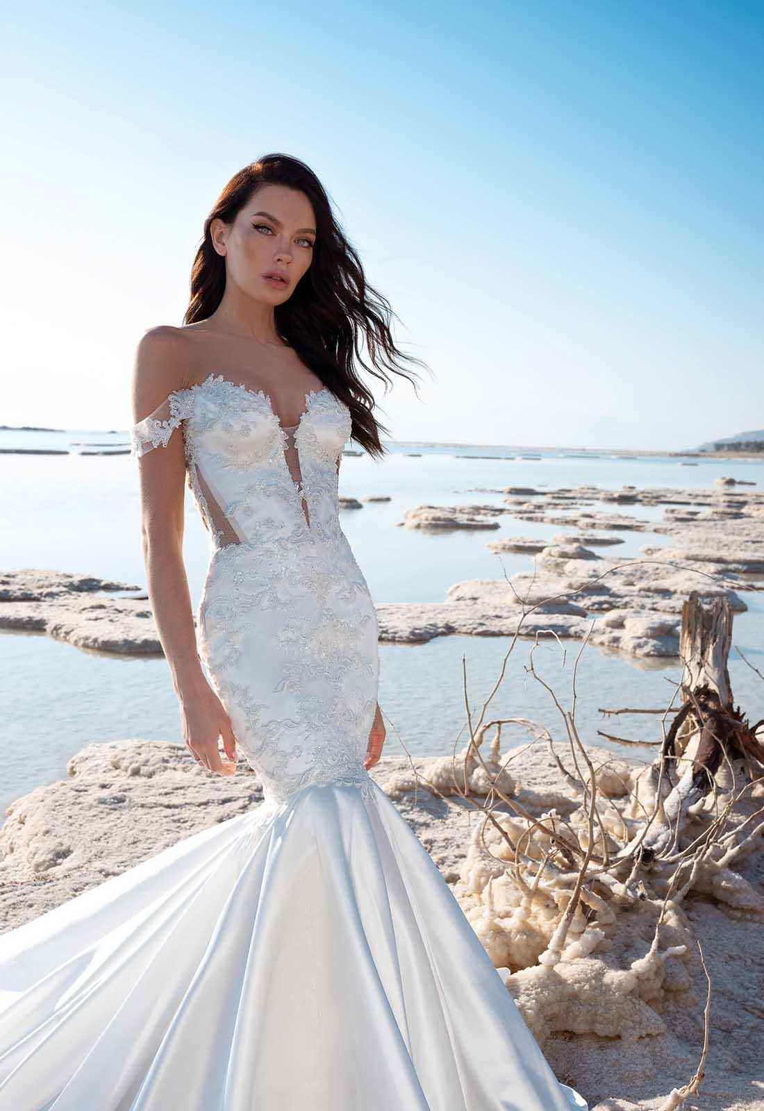 Pnina Tornai: See Through Wedding Dress Fashion At Reisefeber.org